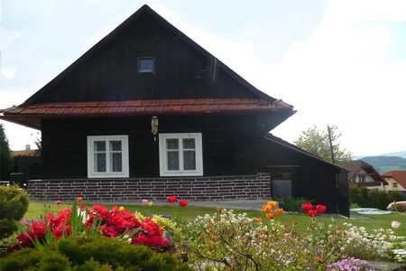 Ubytov�n� Beskydy - Ubytov�n� Beskydy - Chalupa pod Radho�t�m